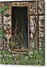 No Door Acrylic Print