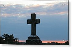 Remembrance At Sunset Acrylic Print