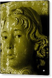 The Boy Acrylic Print by Paul Washington