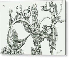 0811-20 Acrylic Print