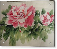 Flower 0727-1 Acrylic Print