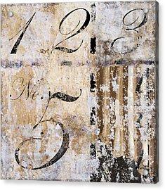 1235 Hidden 4 Acrylic Print by Carol Leigh