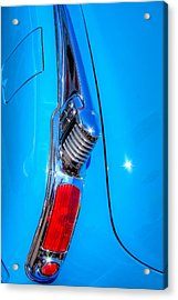 1950 Oldsmobile 88 Deluxe Holiday Coupe Acrylic Print by David Patterson