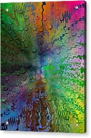 After The Rain 2 Acrylic Print by Tim Allen