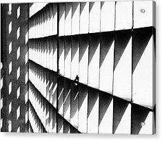 Allegro Acrylic Print by Skip Hunt