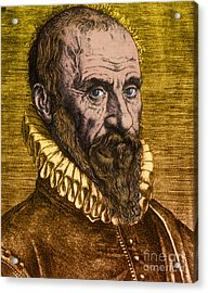 Ambroise Par�, French Surgeon Acrylic Print by Science Source