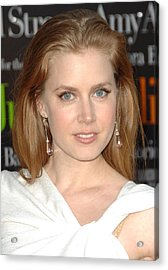 Amy Adams At Arrivals For Julie & Julia Acrylic Print