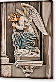 Albuquerque, New Mexico - Angel Acrylic Print