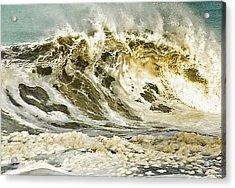 Angry Sea 3 Acrylic Print