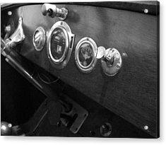 Antique Car Close-up 007 Acrylic Print
