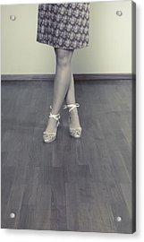 Ballerinas Acrylic Print by Joana Kruse