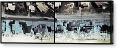 Before And After Hurricane Eloise 1975 Acrylic Print by Science Source