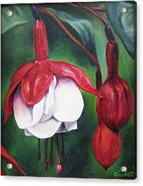 Big Bold And Beautiful Acrylic Print