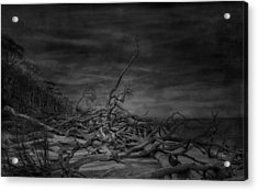 Big Talbot Island Acrylic Print