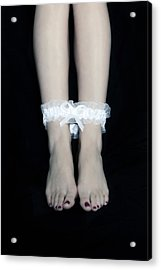 Bonded Legs Acrylic Print by Joana Kruse