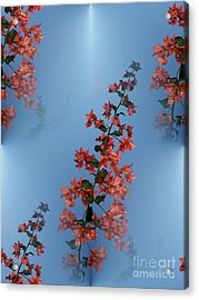 Branched Beauty Acrylic Print