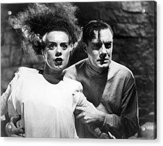 Bride Of Frankenstein, 1935 Acrylic Print by Granger