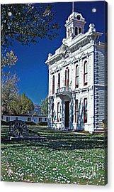 Bridgeport City Hall Acrylic Print