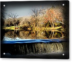 Brushy Creek II Acrylic Print by James Granberry