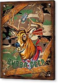 Bubba Deer Acrylic Print