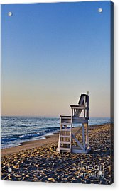 Cape Cod Lifeguard Stand Acrylic Print