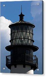 Cape Florida Lighthouse Acrylic Print by Ed Gleichman