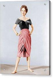 Carmen Jones, Dorothy Dandridge, 1954 Acrylic Print by Everett