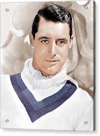 Cary Grant, Ca. 1934 Acrylic Print by Everett