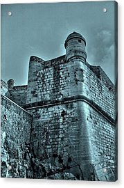 Castle Of Peniscola - Spain Acrylic Print