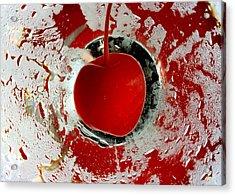 Cherry Martini Acrylic Print
