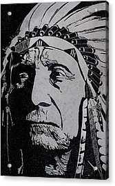 Chief Red Cloud Acrylic Print