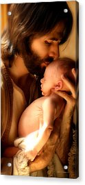 Child Of God Acrylic Print