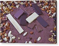 Chocolate Acrylic Print by Joana Kruse