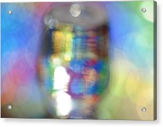 Color Study 2 Acrylic Print by Al Hurley