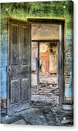 Come On In Acrylic Print by JC Findley