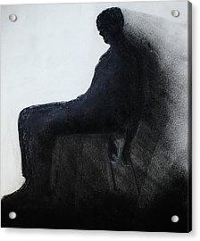Coming Apart 2 Acrylic Print by Michael Cross