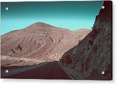 Death Valley Road 2 Acrylic Print