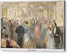 Dickens: Our Mutual Friend Acrylic Print by Granger