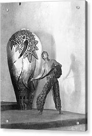Douglas Fairbanks Acrylic Print by Granger