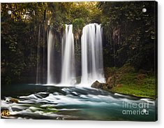 Duden Waterfalls Acrylic Print by Andre Goncalves