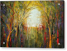 Electric Forest Acrylic Print