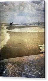 Flood Acrylic Print by Joana Kruse