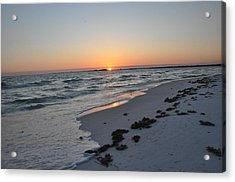 Florida Sunset Acrylic Print