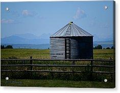 Foothills Farm Acrylic Print