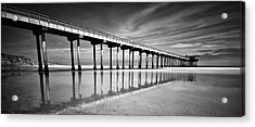Foreshore Acrylic Print by Ryan Weddle