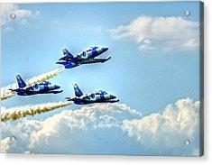 Formation Acrylic Print