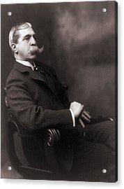 Francis Hopkinson Smith 1838-1915 Acrylic Print by Everett