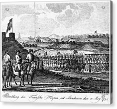 French Revolution, 1794 Acrylic Print by Granger