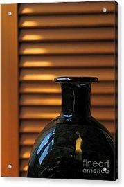 Glass Acrylic Print by Odon Czintos