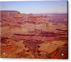 Acrylic Print featuring the photograph Grand Canyon by Rima Biswas